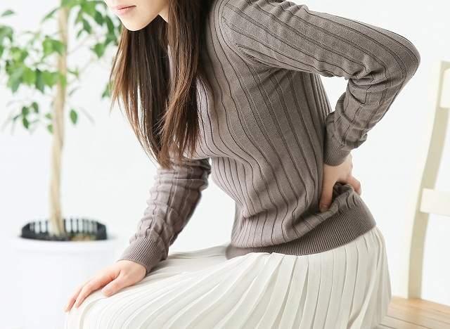 ぎっくり腰の施術1