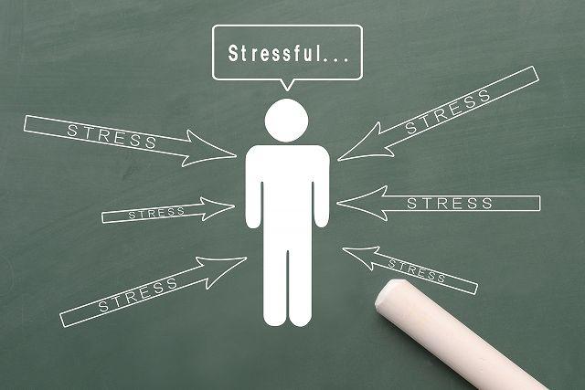 ストレス過剰